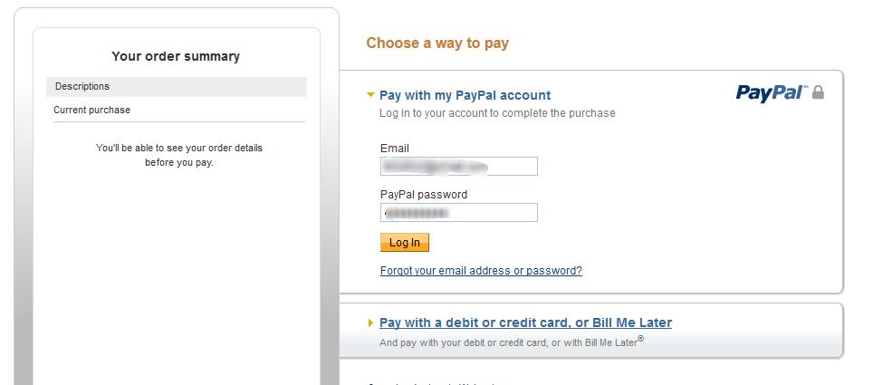 muss ich guthaben auf meinem paypal konto haben